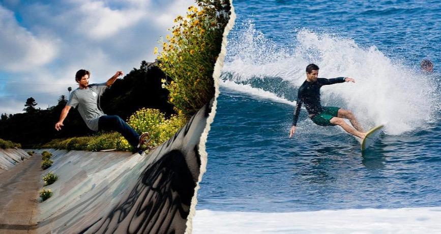 Surfer-Skater
