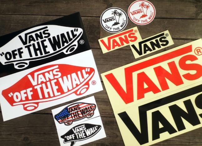 Vans-Sticker