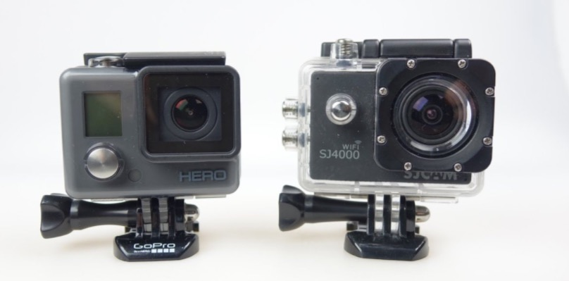GOPRO-ACTIONCAM