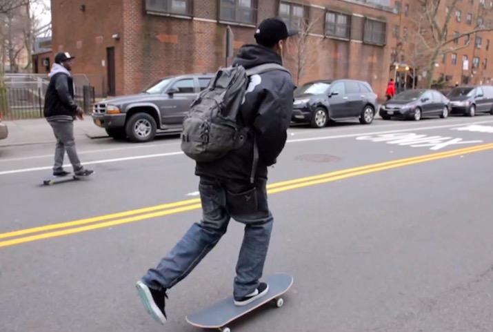 Skater-Move